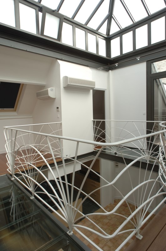 cr ation escalier et passerelle angers 49 ferronnerie serrurerie m tallerie angers maine et. Black Bedroom Furniture Sets. Home Design Ideas