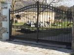 Fabrication et pose porte et portail Angers - Atelier Couliou