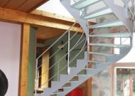 Fabrication et pose escalier sur mesure Angers - Atelier Couliou