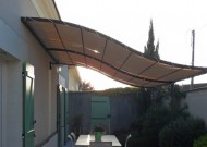 Fabrication pergola Angers - Atelier Couliou